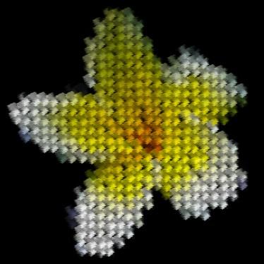 Alchemy Woven Mat effect applied